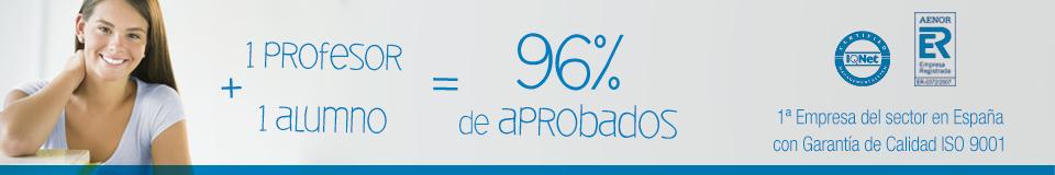 6% Aprobados!
