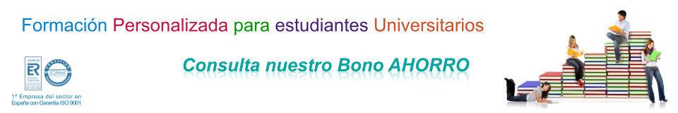 Formación Personalizada Para Estudiantes Universitarios