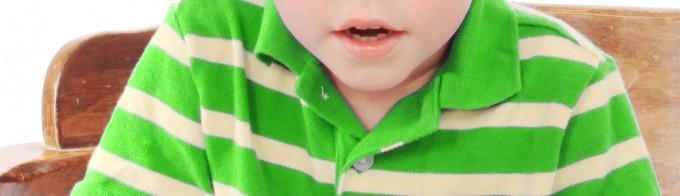 niño de preescolar