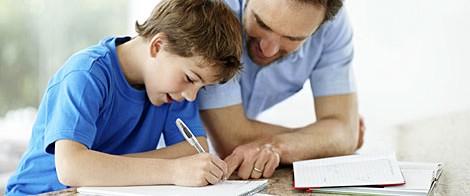 Motivar hijo estudio